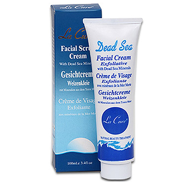 Facial Scrub Cream, La Cure 100 ml